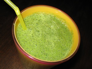 Green Smoothie Goodness!