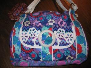 my adorable new bag!