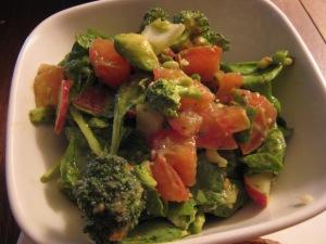 hugh jass salad!