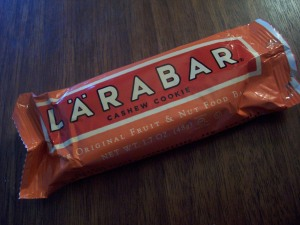 Lara Bar in Cashew Cookie