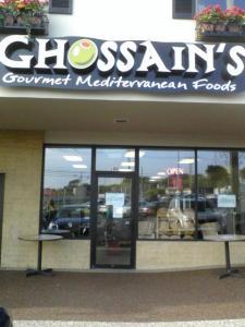 Ghossains Medeterranian Gourmet