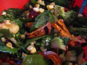 hugh jass salad