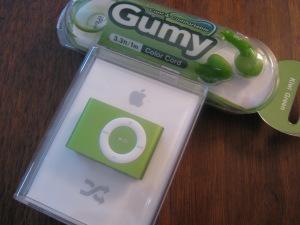 my new iPod shuffle!