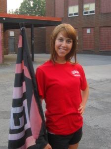me in my summer uniform