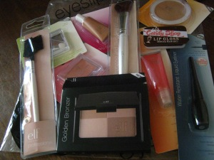 i love new make-up