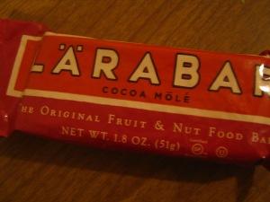 larabars... mmm!