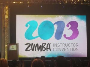 Zumba Convention